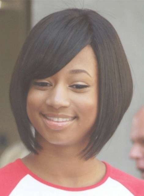 African American Short Hairstyles – Featuring Photos & Wigs With Regard To Most Recently African American Ladies Medium Haircuts (View 6 of 15)