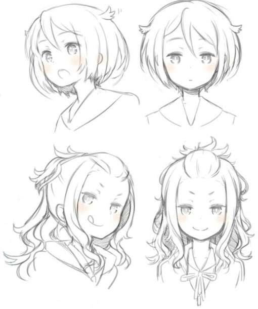 Featured Photo of Anime Bob Haircuts