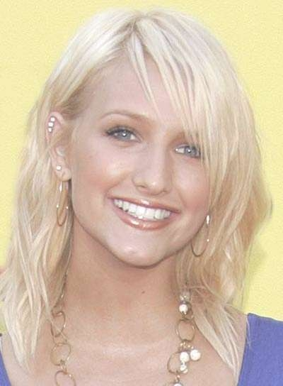 Ashlee Simpson – Beauty Riot For Most Recently Ashlee Simpson Medium Haircuts (View 7 of 25)