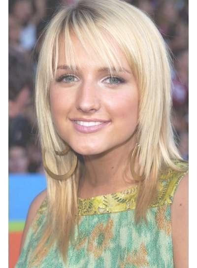 Ashlee Simpson – Beauty Riot Throughout Latest Ashlee Simpson Medium Haircuts (View 3 of 25)