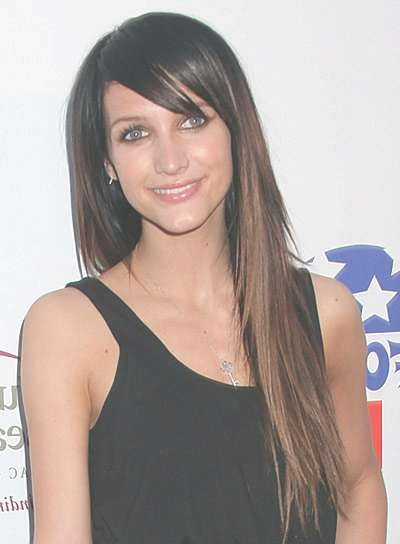 Ashlee Simpson – Beauty Riot Within Most Recently Ashlee Simpson Medium Haircuts (View 25 of 25)