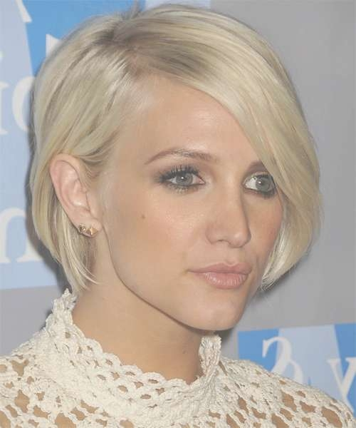 Ashlee Simpson Hairstyles In 2018 Intended For Recent Ashlee Simpson Medium Hairstyles (View 12 of 15)