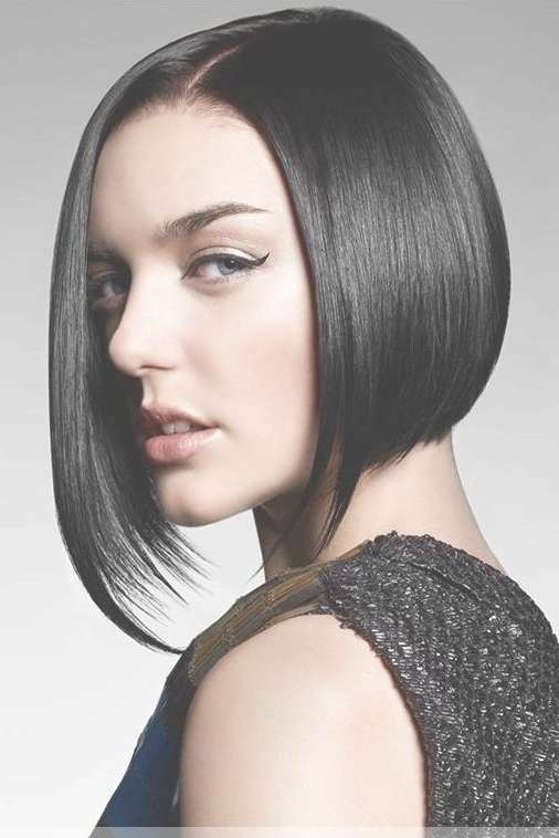 Asymmetrical Bob Hairstyles Pictures – Hairstyle For Women & Man ???????? With Most Up To Date Asymmetrical Medium Hairstyles (View 13 of 25)