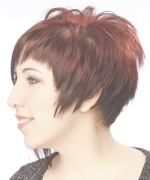 Featured Photo of One Side Short One Side Medium Hairstyles