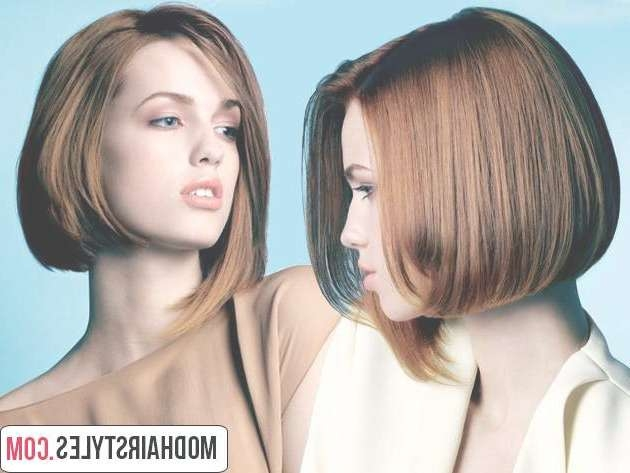 Asymmetrical Hairstyles And Asymmetrical Bob Haircuts Throughout 2018 Asymmetrical Medium Haircuts (View 15 of 25)