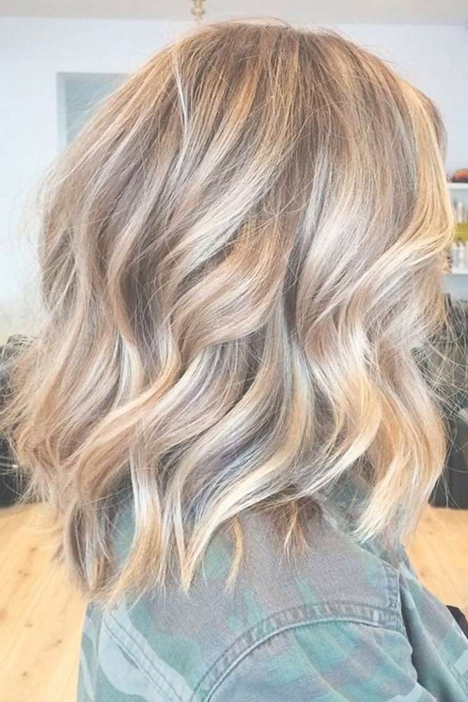 Attractive Cute Hairstyles For Medium Length Layered Hair In Most Up To Date Medium Hairstyles With Layers (View 11 of 25)