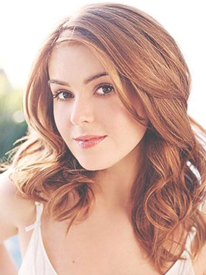 Auburn Hair Color Ideas For 2016 | Haircuts, Hairstyles 2017 And Throughout Most Popular Auburn Medium Haircuts (View 18 of 25)