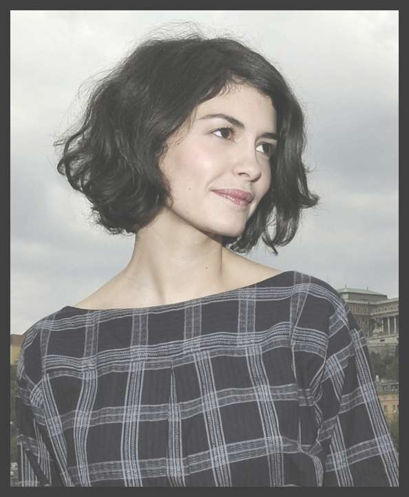Audrey Tautou | My Next Hairstyle Intended For Recent Audrey Tautou Medium Haircuts (View 3 of 25)