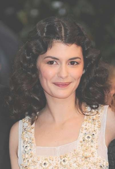 Audrey Tautou Prettiest Hairstyles And Haircuts – Hairstyle Insider Throughout Most Current Audrey Tautou Medium Haircuts (View 12 of 25)