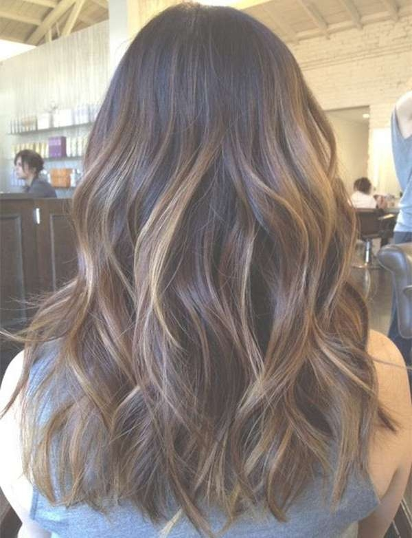 Balayage Hairstyles For Medium Length Hair With Regard To Most Current Medium Hairstyles With Balayage (View 8 of 15)