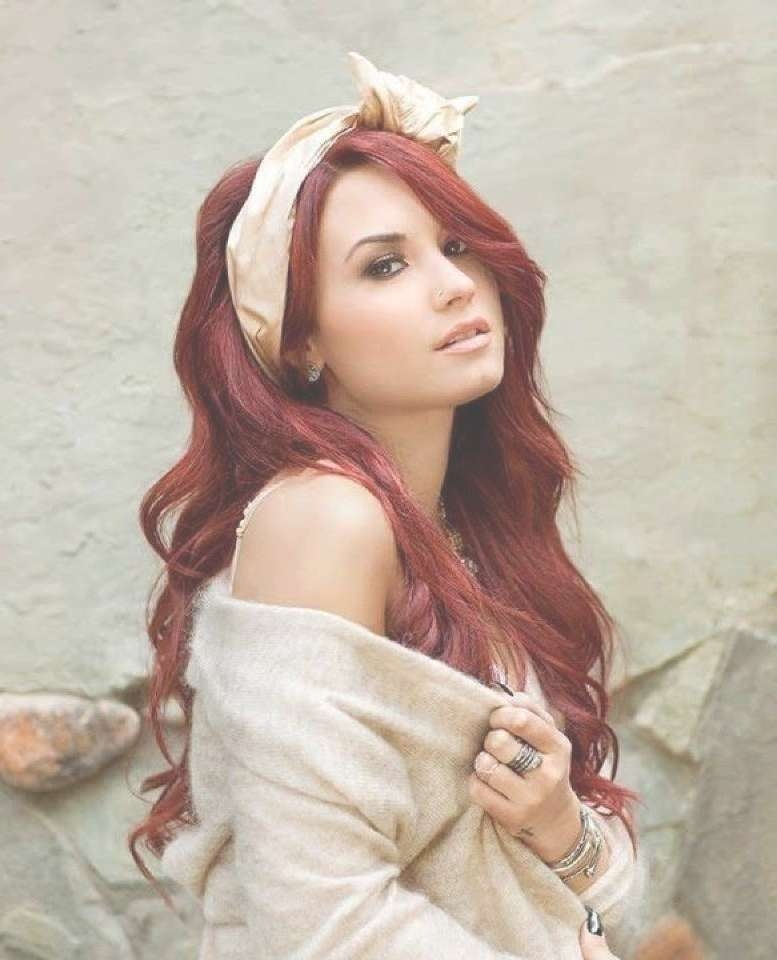 Bandanas Make A Great Hair Accessory – Women Hairstyles Throughout 2018 Medium Hairstyles With Bandanas (View 6 of 15)