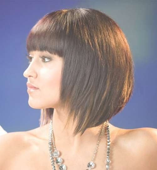 Beautiful Medium Length Graduated Bob Haircuts 2015 | Styles Time With Regard To Most Recent Graduated Medium Haircuts (View 17 of 25)