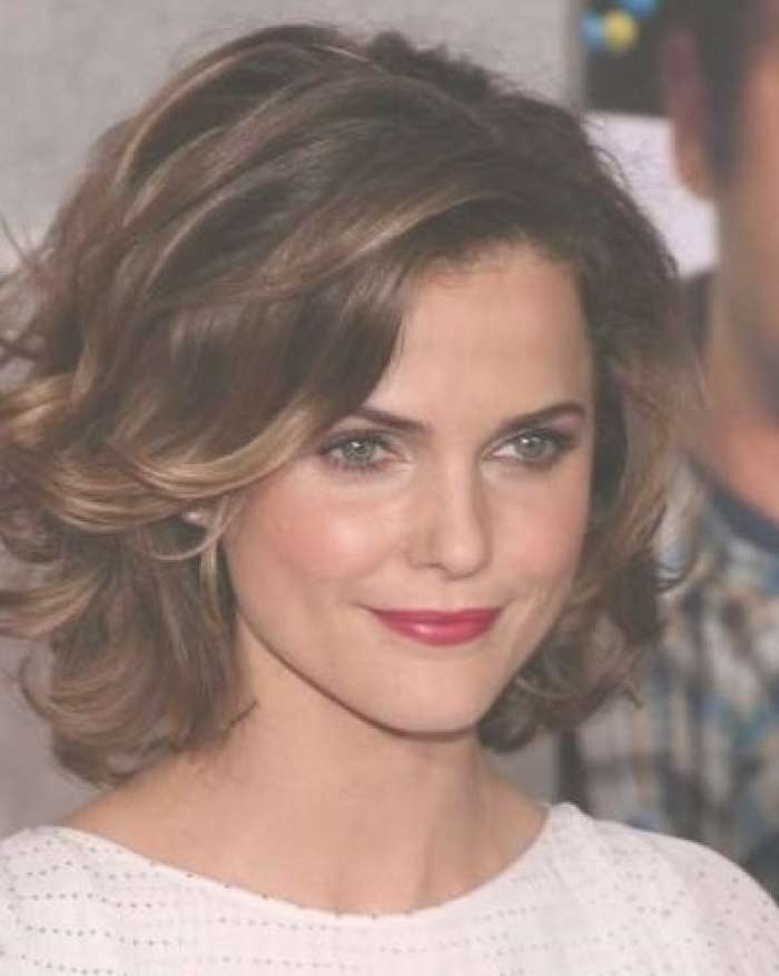 View Gallery of Medium Hairstyles For Curly Fine Hair (Showing 6 of ...