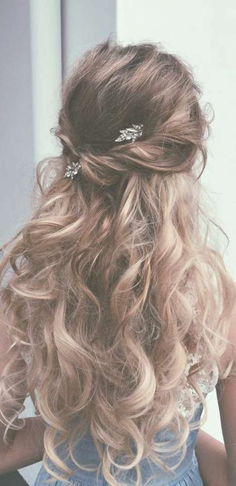 Beauty Wedding Hairstyles For Long Hair – Long Short Hairstyles Throughout Most Up To Date Long Hairstyle For Wedding (View 17 of 25)