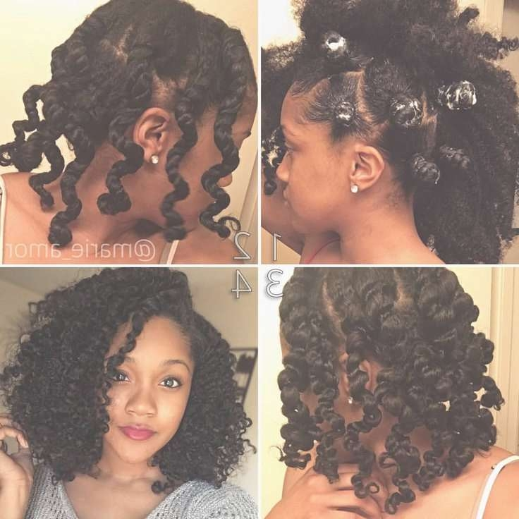 Best 25+ 4C Natural Hairstyles Ideas On Pinterest | Natural Regarding Most Popular Medium Haircuts For Transitioning Hair (View 7 of 25)
