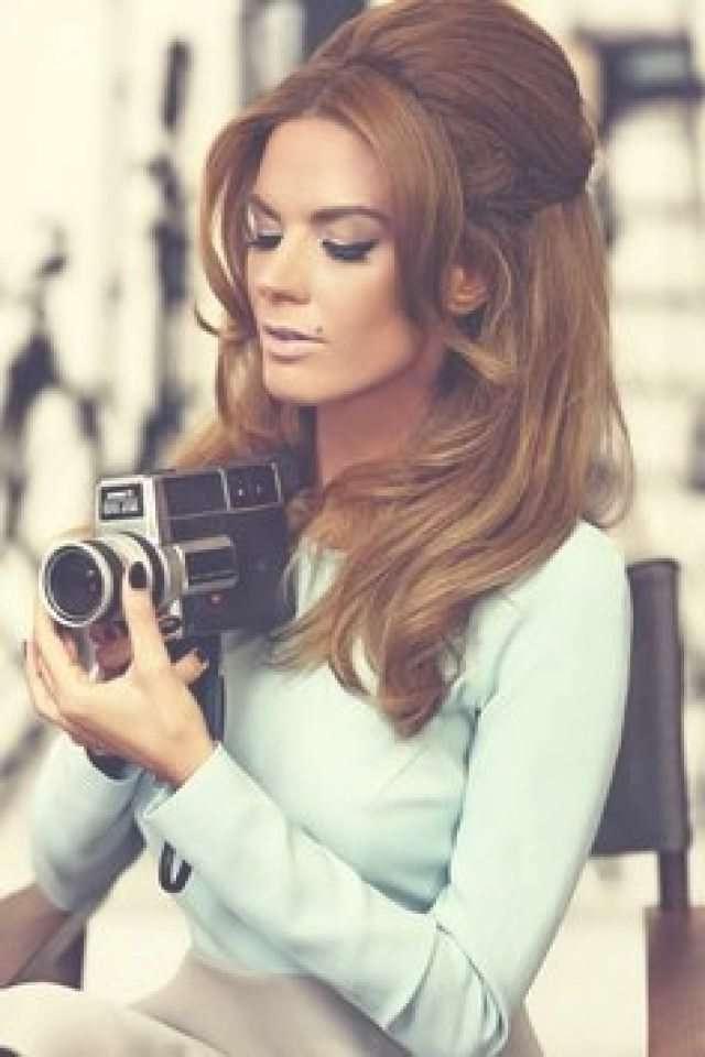 Displaying Photos of 1960S Medium Hairstyles (View 15 of 25 Photos)