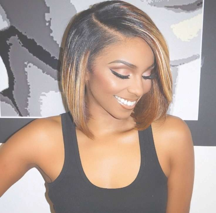 Best 25+ African American Hairstyles Ideas On Pinterest | Black Regarding Most Up To Date African American Medium Hairstyles (View 9 of 25)