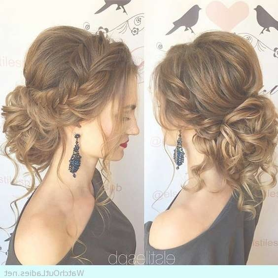 View Gallery of Medium Hairstyles For Formal Event (Showing 5 of 15 ...