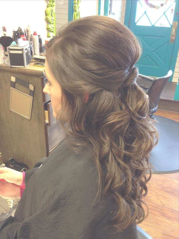 Best 25+ Ball Hair Ideas On Pinterest | Prom Hairstyles, Formal With Latest Medium Hairstyles For Balls (View 25 of 25)