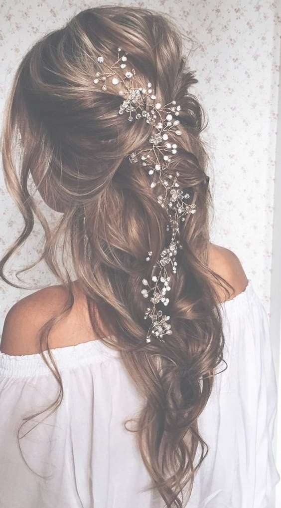 Best 25+ Ball Hairstyles Ideas On Pinterest   Ball Hair, Prom Hair Regarding Best And Newest Long Ball Hairstyles (View 10 of 25)