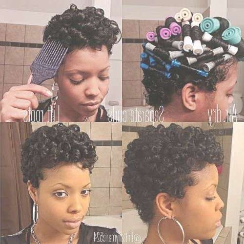 Best 25+ Black Curly Hairstyles Ideas On Pinterest | Hairstyles In Recent Medium Haircuts For Black Curly Hair (View 18 of 25)