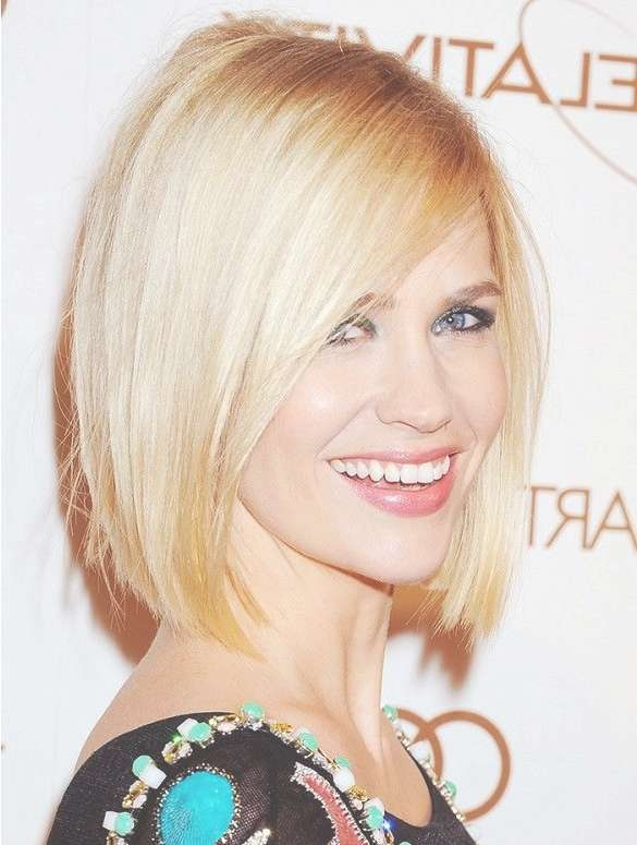 Best 25+ Blunt Bob Haircuts Ideas On Pinterest | Blunt Bob 2016 Within Most Recent Blunt Cut Medium Hairstyles (View 20 of 25)