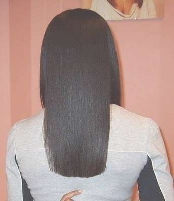 Best 25+ Blunt Hair Ideas On Pinterest | Long Blunt Hair, Short Pertaining To Most Recently Blunt Cut Medium Hairstyles (View 19 of 25)
