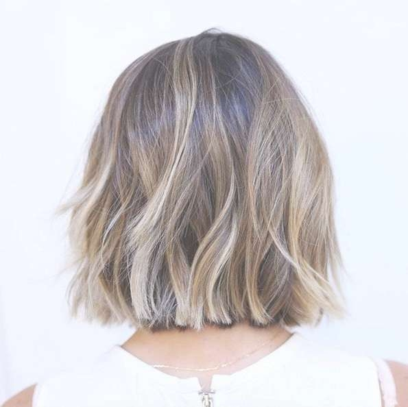 Best 25+ Bob Hairstyles Ideas On Pinterest | Bob Cuts, Longer Bob With Regard To Fall Bob Hairstyles (View 15 of 25)