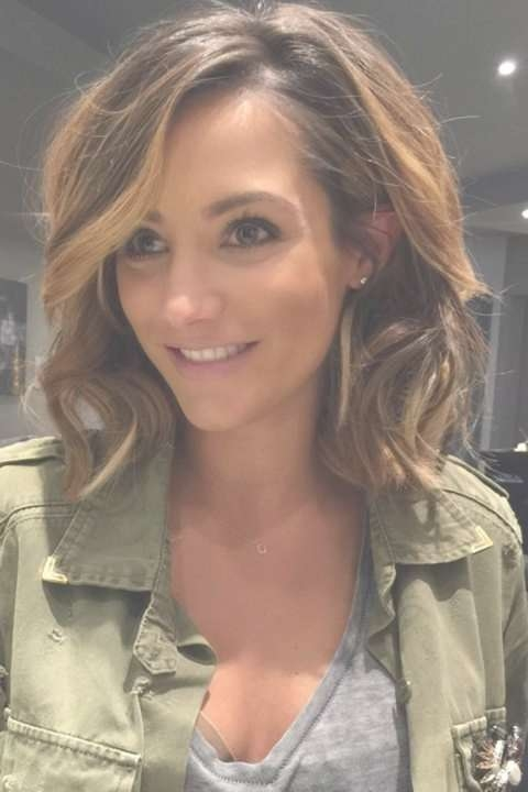 Best 25+ Bob Hairstyles Ideas On Pinterest | Bob Cuts, Longer Bob Within Most Recent Cute Celebrity Medium Haircuts (View 7 of 25)