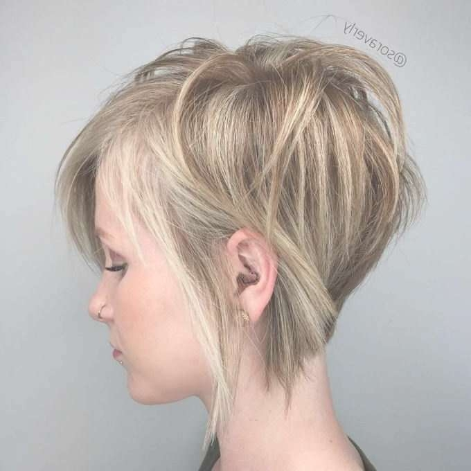 Best 25+ Bobs For Thin Hair Ideas On Pinterest | Fine Hair Cuts Inside Bob Haircuts For Fine Hair (View 11 of 25)