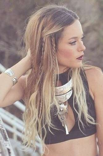 Best 25+ Boho Hairstyles Ideas On Pinterest | Boho Hairstyles For Pertaining To Most Recently Boho Medium Hairstyles (View 20 of 25)