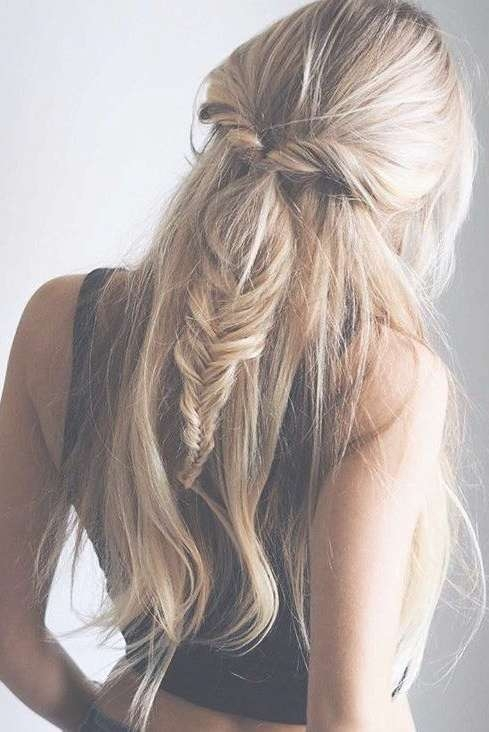 Best 25+ Boho Hairstyles Ideas On Pinterest | Boho Hairstyles For Regarding Latest Boho Medium Hairstyles (View 12 of 25)