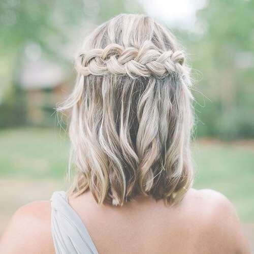 Best 25+ Boho Hairstyles Ideas On Pinterest | Boho Hairstyles For Throughout Latest Boho Medium Hairstyles (View 22 of 25)
