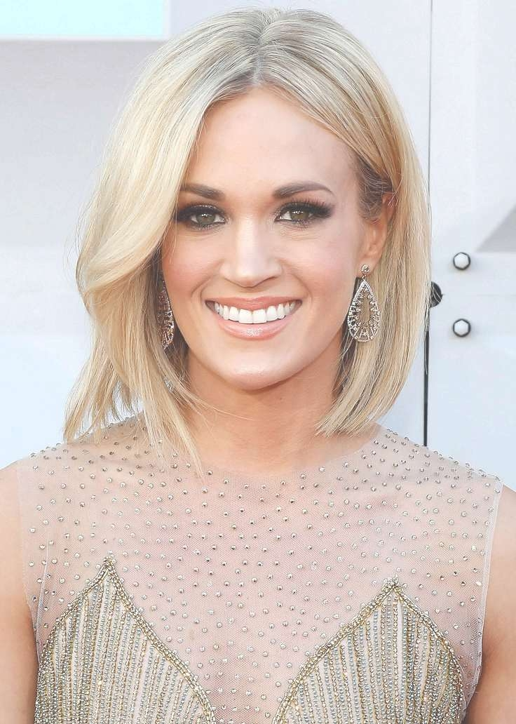 Best 25+ Carry Underwood Hair Ideas On Pinterest | Fun Hair Cuts Regarding Newest Carrie Underwood Medium Haircuts (View 21 of 25)