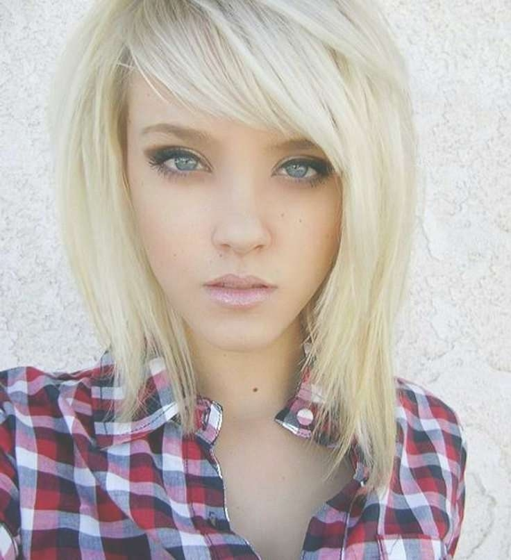 Explore Photos Of Super Medium Haircuts For Girls Showing 13 Of 16