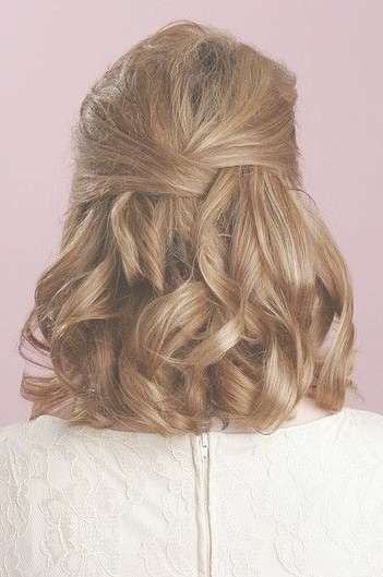 Best 25+ Cute Prom Hairstyles Ideas On Pinterest | Cute Hairstyles With Latest Medium Hairstyles For Dances (View 3 of 25)