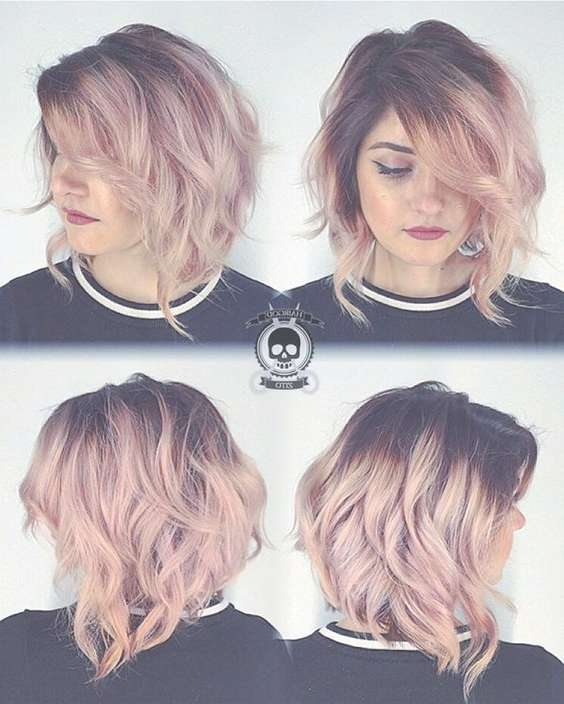 Best 25+ Dark Roots Ideas On Pinterest | Dark Roots Blonde Hair Regarding Most Up To Date Medium Hairstyles And Colors (View 22 of 25)