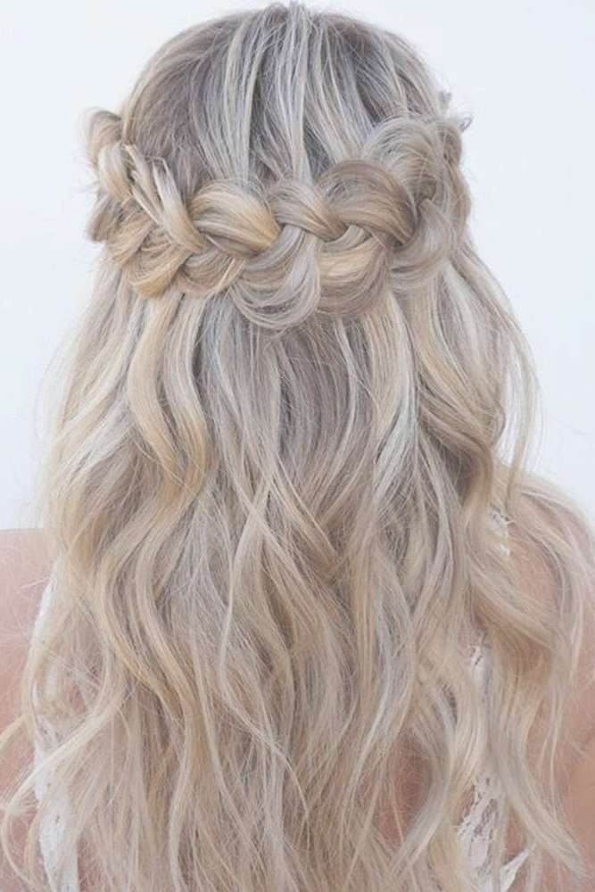 Best 25+ Easy Party Hairstyles Ideas On Pinterest | Party Hair Pertaining To Most Current Medium Hairstyles For A Party (View 4 of 25)