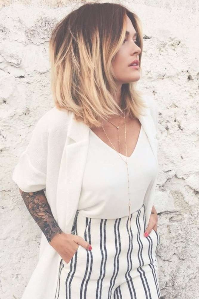 Best 25+ Edgy Medium Haircuts Ideas On Pinterest   Hair Cuts Edgy Regarding Most Current Edgy Medium Haircuts For Thick Hair (View 15 of 25)