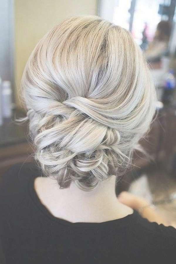 Best 25+ Elegant Wedding Hairstyles Ideas On Pinterest In Most Recent Elegant Medium Hairstyles For Weddings (View 12 of 25)