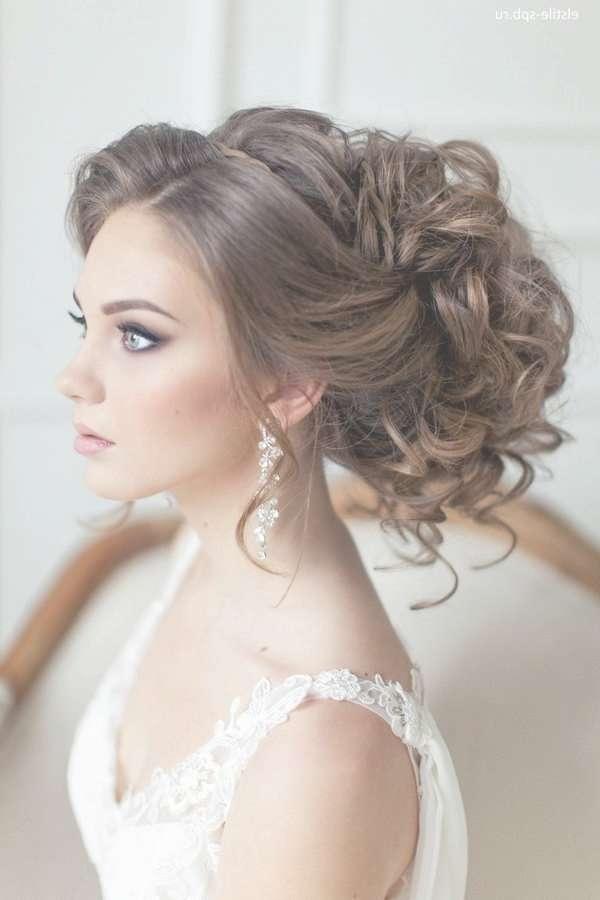 Best 25+ Elegant Wedding Hairstyles Ideas On Pinterest Intended For Recent Elegant Medium Hairstyles For Weddings (View 3 of 25)