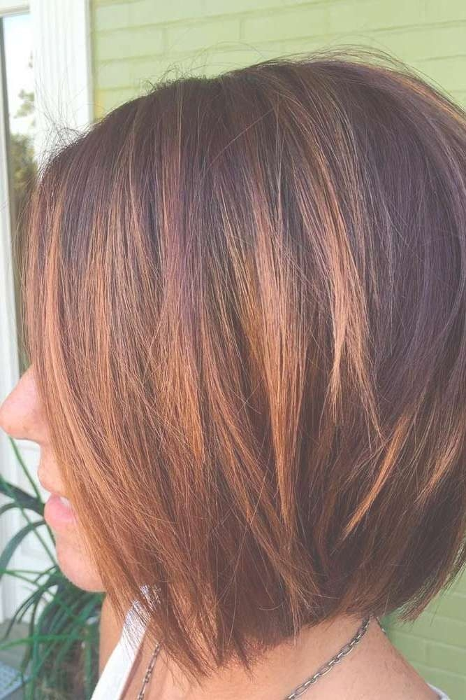 Best 25+ Fall Bob Hairstyles Ideas On Pinterest | Bobs Clothing Inside Fall Bob Hairstyles (View 16 of 25)