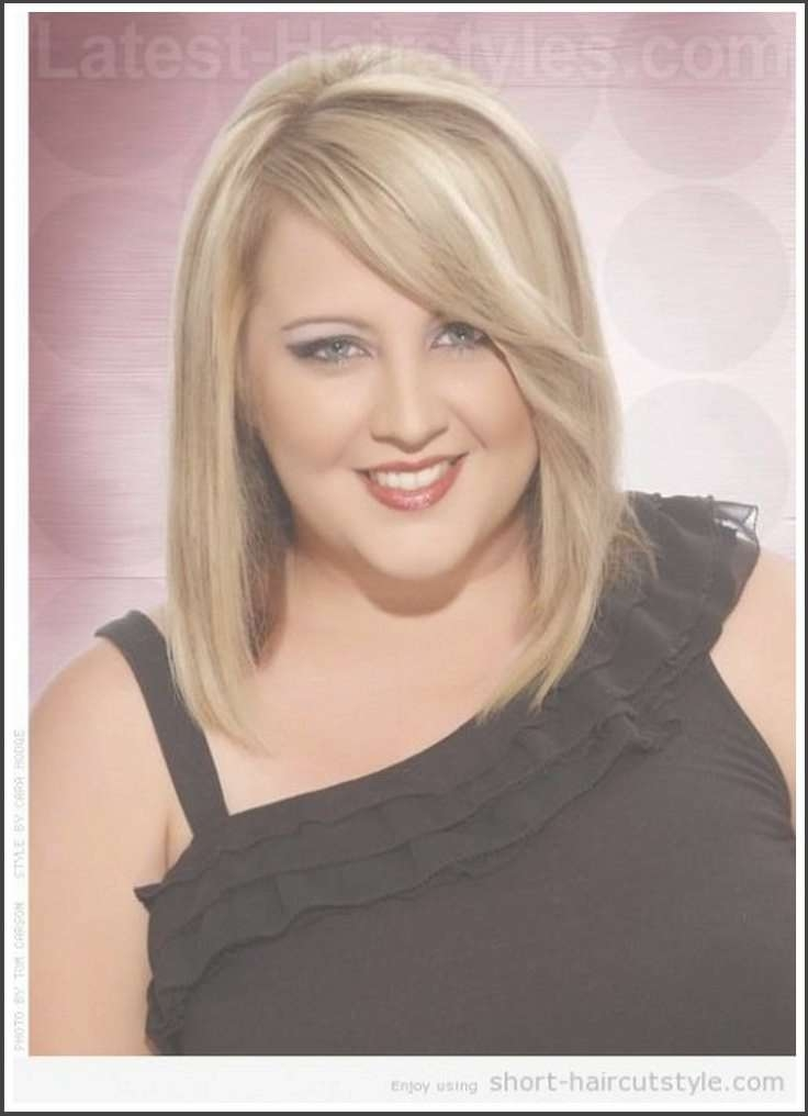 Best 25+ Fat Girl Haircut Ideas On Pinterest | Fat Girl Short Hair Intended For Best And Newest Medium Haircuts For Heavy Set Woman (View 11 of 15)