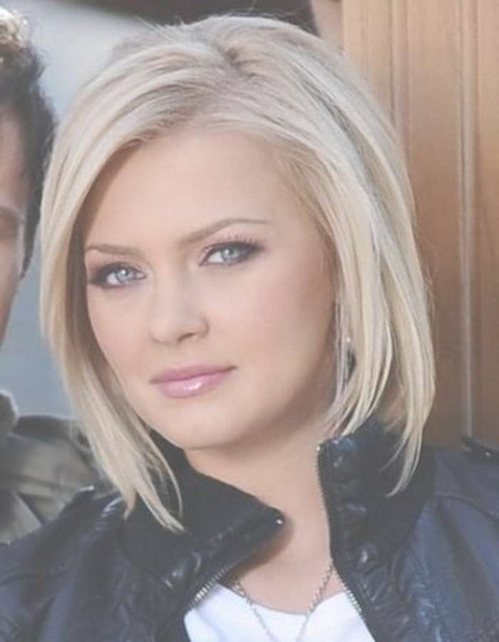 Best 25+ Fine Hair Cuts Ideas On Pinterest   Medium Length Inside Most Up To Date Medium Haircuts For Full Figured Women (View 20 of 25)