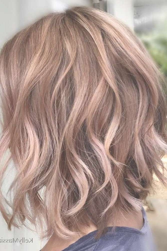 Showing Gallery Of Funky Medium Haircuts For Fine Hair View 10 Of