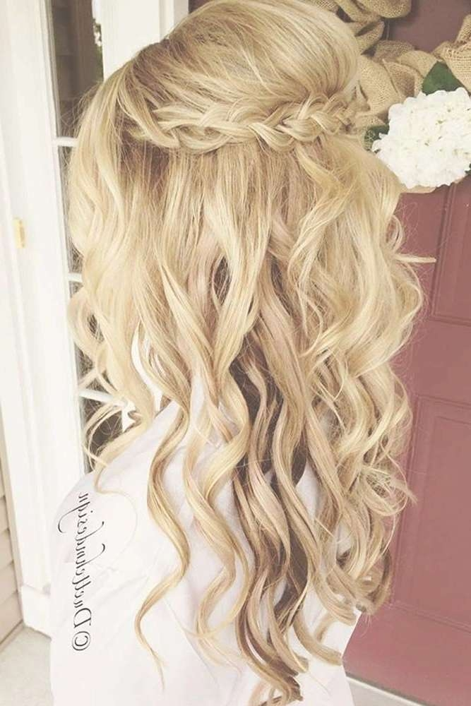 Best 25+ Formal Hair Ideas On Pinterest | Bridesmaids Hairstyles In Current Medium Hairstyles Formal Occasions (View 4 of 25)
