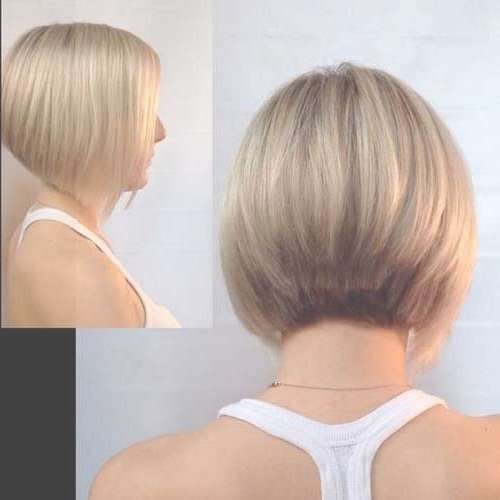 Best 25+ Graduated Bob Hairstyles Ideas On Pinterest | Short Bob Regarding Graduated Bob Hairstyles (View 13 of 25)