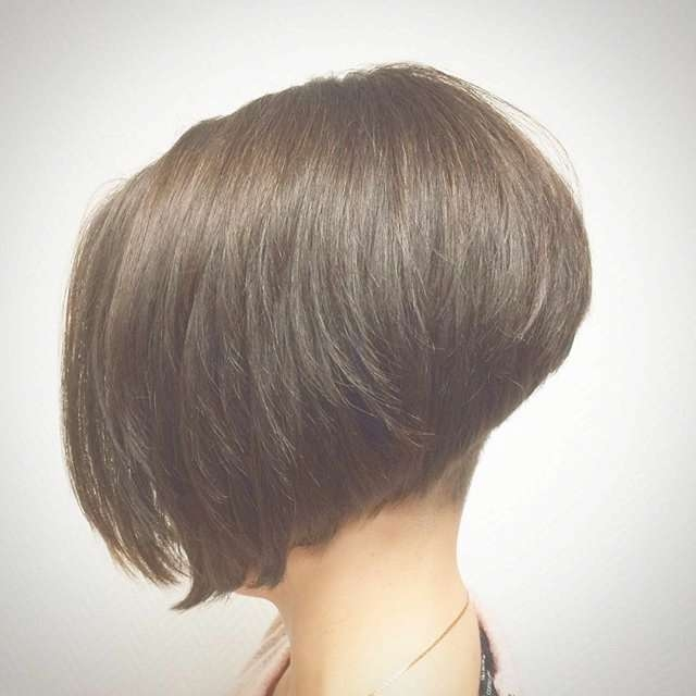 Best 25+ Graduated Bob Hairstyles Ideas On Pinterest | Short Bob With Regard To Graduated Bob Hairstyles (View 22 of 25)