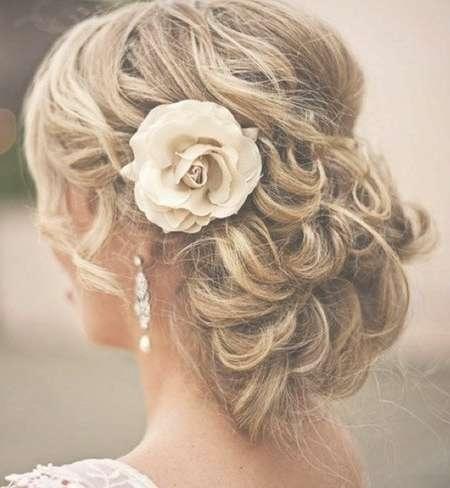 Best 25+ Groom Hair Ideas Ideas On Pinterest | Groom Hair Regarding Recent Medium Hairstyles For Brides (View 21 of 25)