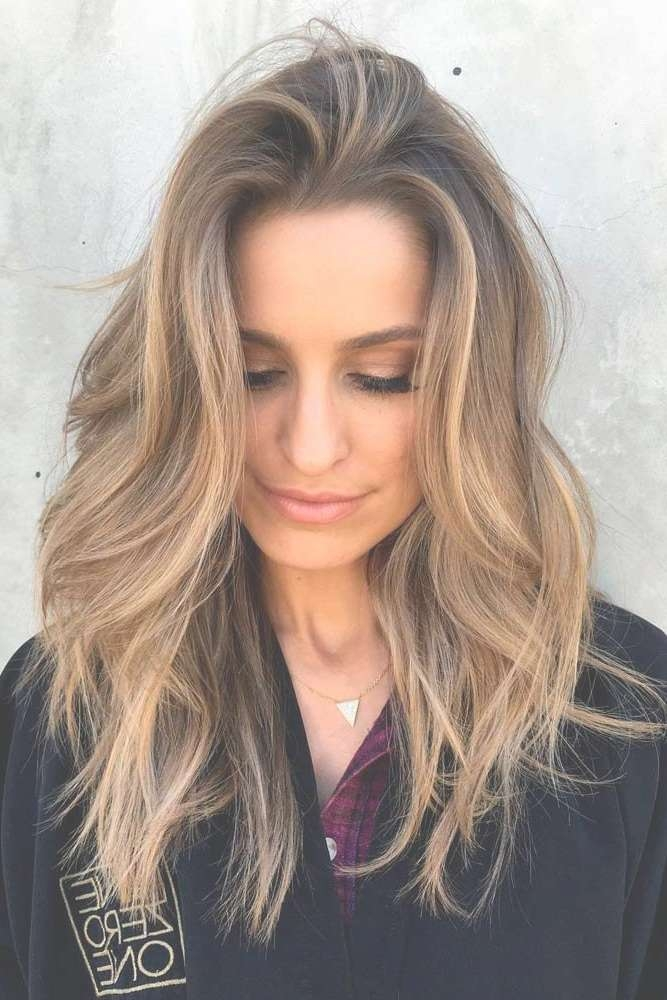 Best 25+ Haircut For Thick Hair Ideas On Pinterest | Lob Haircut Inside Most Up To Date Medium Haircuts For Thick Hair (View 15 of 25)